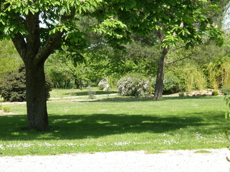 Les espaces jardin